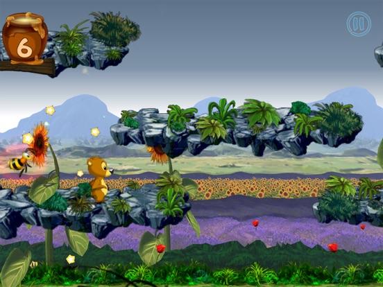 Screenshots for Boo's Honey Run