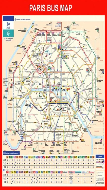 Paris Metro Map App.Paris Metro Subway Rail Tram Buses Rer Train Maps By Janice Ong