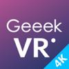 极客VR-影视大全和语音控制4K VR播放器