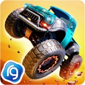 Monster Trucks Racing hacken