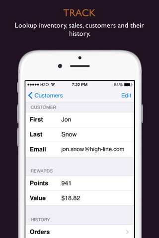 Highline Point of Sale (POS) screenshot 4