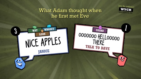 Screenshot #1 for The Jackbox Party Pack 2