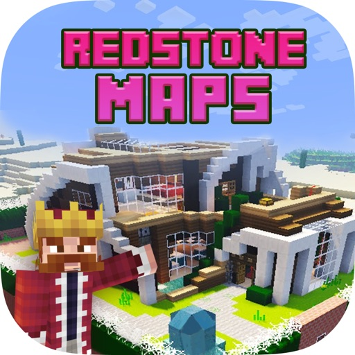 Redstone Maps for Minecraft PE Pocket Edition bei Quoc Hiep