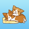 download Husky Dog - Cute animated Stickers for iMessage