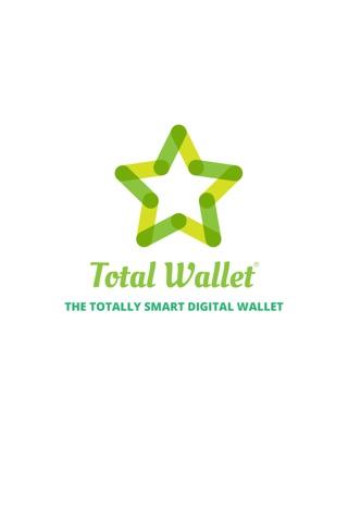 Total Wallet - Mobile Digital Wallet Technology screenshot 1