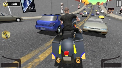 Traffic GT Bike Racer stunts Drive: HighwayСкриншоты 4