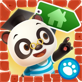 Dr. Panda Town app for iphone