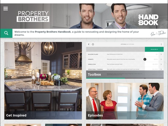 Property Brothers Handbook On The App Store