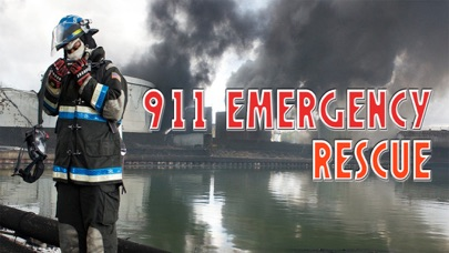 911緊急救助消防車運転シミュレータのスクリーンショット1