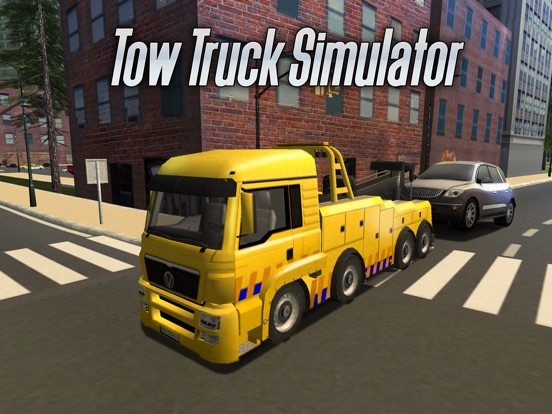 Tow Truck Driving Simulator 3D Full Screenshots