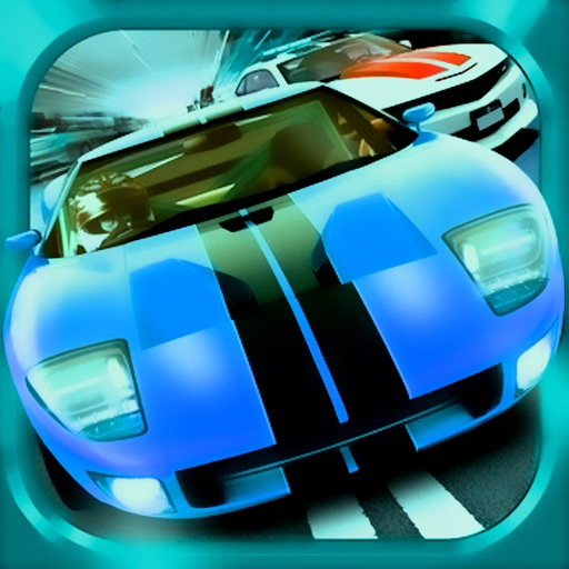 Blue Car 8 : Fast Racing Hard Driving