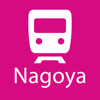 Nagoya Rail Map Lite