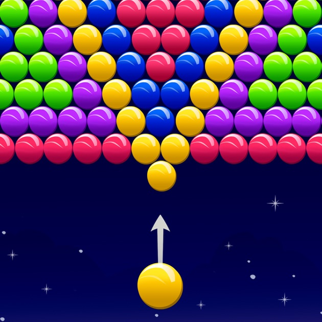 Bubble Shooter Classic Fun Bubble Pop Games On The App Store