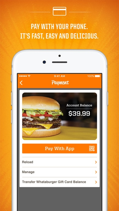 Whataburger on the App Store