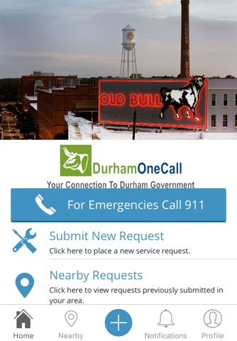 Durham One Call screenshot 1