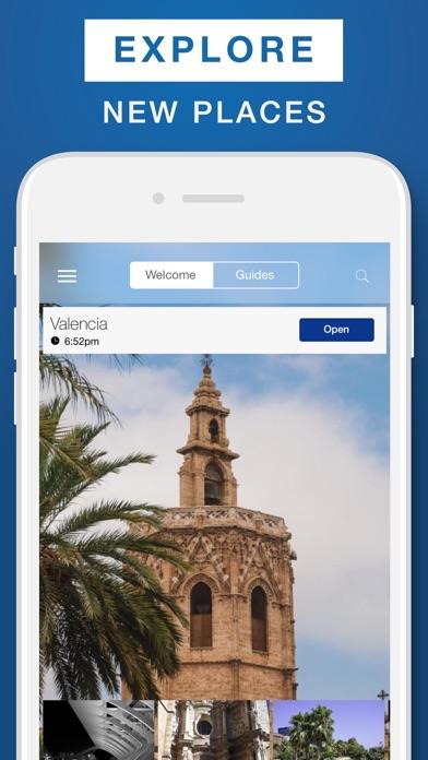 Valencia - Travel Guide & Offline MapScreenshot of 1