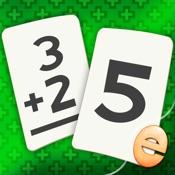 Zusatz Flash Cards Math Hilfe Quiz Lernen Spiele