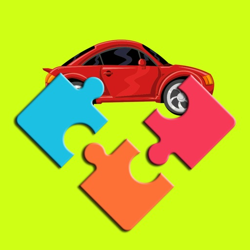 Need Car Jigsaw Puzzle for Kids iOS App