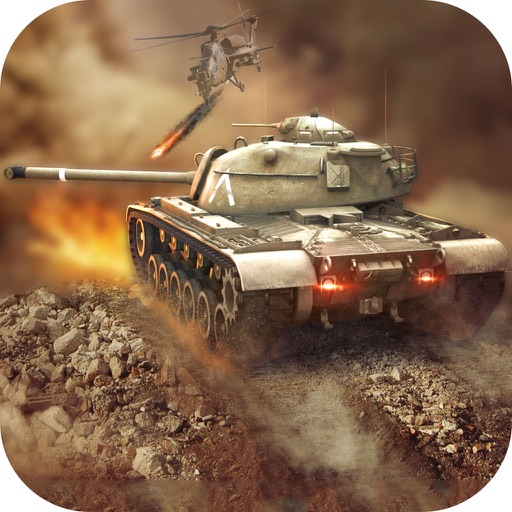 Christmas Tank Battle : 3D War-Ship Strike 2016 iOS App
