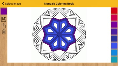 download Mandala Coloring Book - Coloring Pages & Designs appstore review