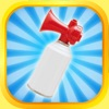 Real Air Horn Loud Stadium Sound Simulator