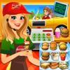 Drive Thru Simulator - Kids Fast Food Games
