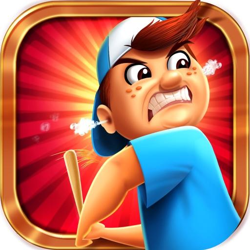 Angry Bad Boy -Hit Like A hell Free HD iOS App