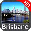 Marine: Brisbane HD - GPS Map Navigator