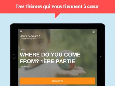 Babbel – Learn Languages screenshot 1