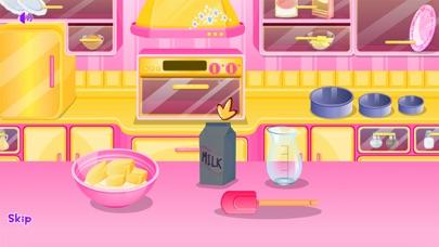 العاب طبخ بنات كيك سارةلقطة شاشة3