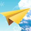 Diana Cruz - Air Paper Plane In The Real World artwork
