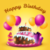 Birthday Video Maker-Happy Birthday Wishes