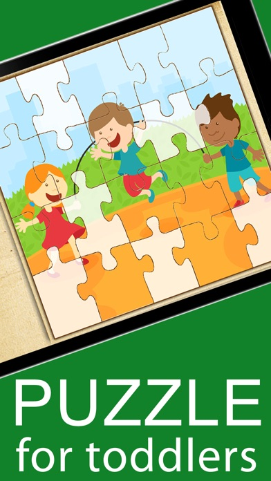 Puzzles Toddler baby Games - Learning kids game App ...