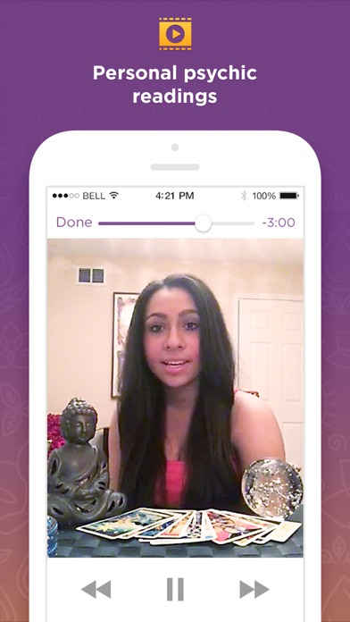 download Purple Ocean Psychic Readings appstore review