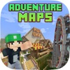 ADVENTURE MAPS FOR MINECRAFT PE ( POCKET EDITION )