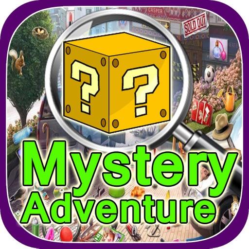 Free Hidden Objects:Mystery Adventure Escape iOS App