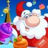 Weihnachtsmann-Süßigkeit