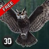 Flying Owl Bird Survival Simulator 3D