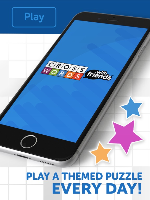 Crosswords With Friends Скриншоты7