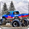 Monster Snow Truck Drive : Pro simulation