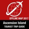 阿森松岛 旅遊指南+離線地圖