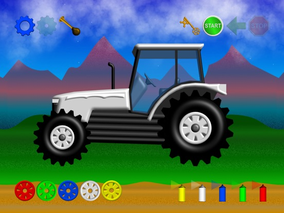 Happy Tractor by Horse Reader screenshot 4