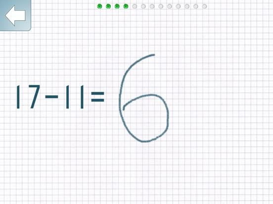 Subtraction Trainer Screenshots