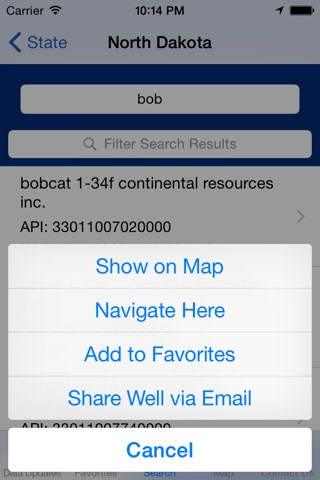 WellSite Navigator USA Pro screenshot 3