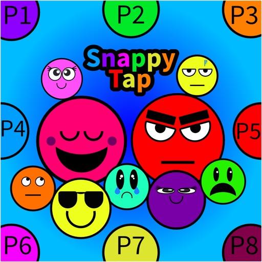 SnappyTap - 1-8 Player Snap iOS App