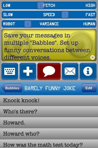 Speak Bot screenshot 2
