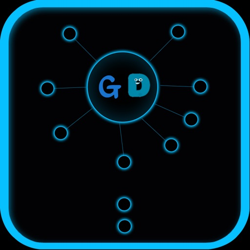 Glowing Bowmaster Archery Dart Shooter Concur iOS App