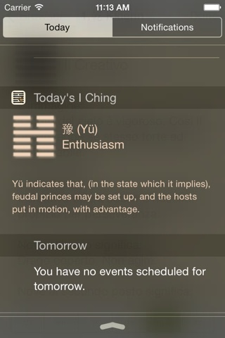 I Ching 2: an Oracle screenshot 4