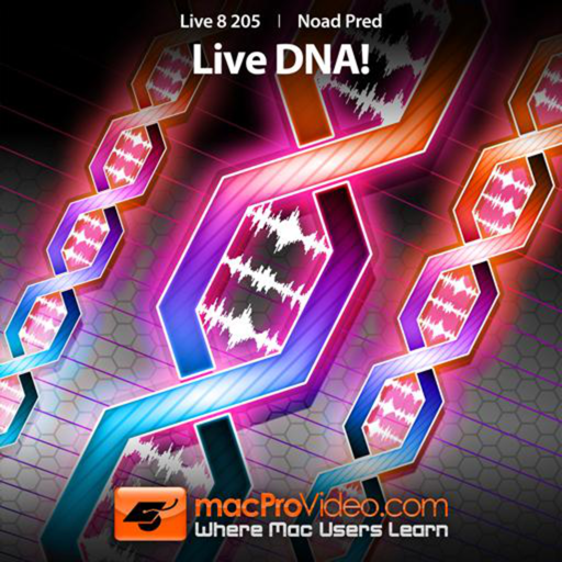 Course For Live 8 205 - Live DNA!