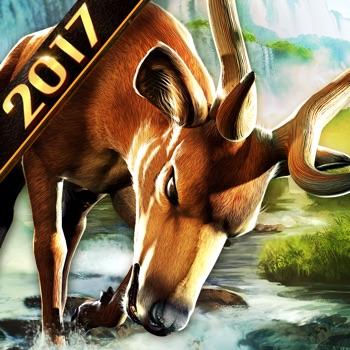 یاری بهناوبانگ ڕاو كردن بۆ ئهندرۆید و ئای ئۆ ئێس دایگرن Deer Hunter 2017